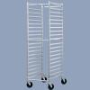 Aluminum Pan Rack Cart