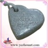 custom shape massage natural pumice stone