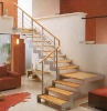 Good qulity Wood staircase alloy staircase