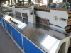 high quality Wood and Plastic Profile extrusion line