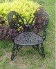 Butterfly cast alum ent chair HL-3SC-08021