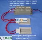 Ceramic Plate Ozone Generator KHP-7GA2(AC220V) for Air Purifier