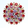 Hot -selling jewelry Rhinestone Brooches