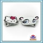 2012 QQ bear 3d buckle for belt / bags / shoes