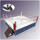 competition boxing ring