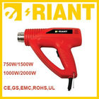 Electric heat gun with CE/GS/EMC/ROHS/UL