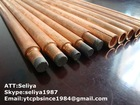 Copper graphite electrode