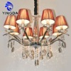Hotel decoration chandelier pendant lamp