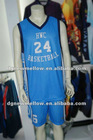 Men's individual basketball wear with sublimtion printing