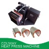 Mug Heat Press Transfer Machine (4 in 1 Combo)