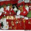 Christmas stocking item christmas sock