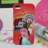Swarovski for iphone4&Iphone4s diamond case, luxury case for iphone
