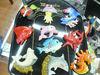Sea animal resin fridge magnet