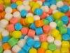 press candy
