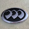 Chromed ABS car label for super quality
