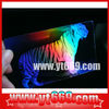 Hologram 3d animal print stickers