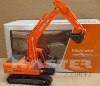 1:50 scaled alloy model excavator