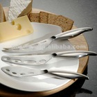 hollow handle cheese knife set
