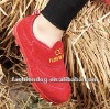 New design soft rubber comfortable boys sport shoe
