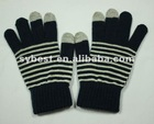 Touch screen glove for Iphone