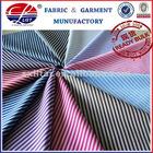 2012 new cotton polyester stripe fabric