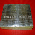 Glass Wool with Aluminum Foil on the Surface