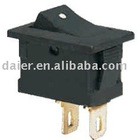 sub-mini rocker switch
