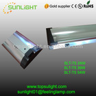 high quality HO 24w to 54w t5 fluorescent lamp with reflector