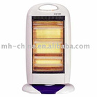 Electric Halogen Heater with ROHS