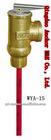 Temperature and Pressure safety valve