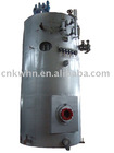 high pressure heavy fuel oil marine vertical steam boiler