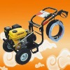 CE approval, 2700 PSI (Gas-Cold Water) Pressure Washer and Sand Blaster Washer, Wahoo Engine,6.7Hp_Item# WHPW2700