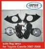 corolla fog lamp/auto fog lamp for Toyota