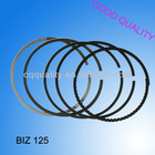 52.4 mm 4 stroke motorcycle piston ring BIZ125/GY6