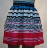 Ladies new design fashion short skirt