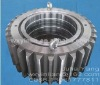 coal mining excavator machinery gear parts