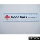 20cm plastic straight ruler