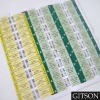 Custom printed Bar code sticker