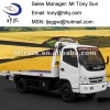 Light Duty Flat Bed Recovery Truck