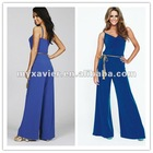 Drama Queen Wide Leg Fashion Clothing Jumpsuit balloon pants