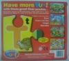 Magnet floor puzzle for children toy