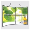 aluminum frame folding screen