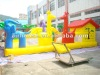 amazing inflatable fun land/giant inflatable fun city