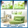 2011 new style printed canvas painting