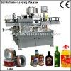 Automatic Adhesive Bottle Labeling Machine