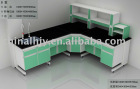 Customized !lab corner table