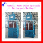 hydraulic baling press machine for waste paper and PET bottles