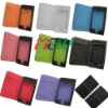 PU leather case for iPod Touch 4