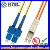 SC/LC Duplex Fiber Optic Jumpers