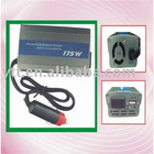 175W Car 12V DC to 110V AC Power Converter Inverter Plus USB Power port